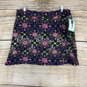 NEW Tranquility by Colorado Clothing Cotton Skort